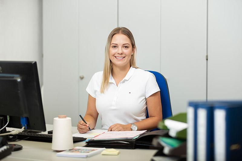 Karriere Janina Holfeld